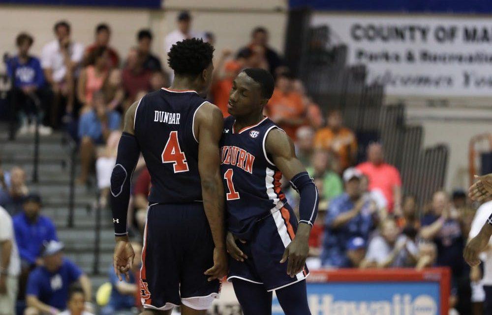 How Will Former Auburn Players Fare After Nba Summer League